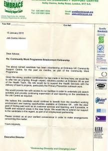 Letter_jobcentre_EmbraceUK_Oct