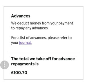 Currency exchange payday loan image 1